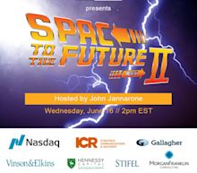 """Join """"SPAC to the Future 2"""" June 16 with Gallagher, Stifel, Nasdaq, ICR, MorganFranklin, V&E Featuring Hennessy, Bespoke, SOAC"""