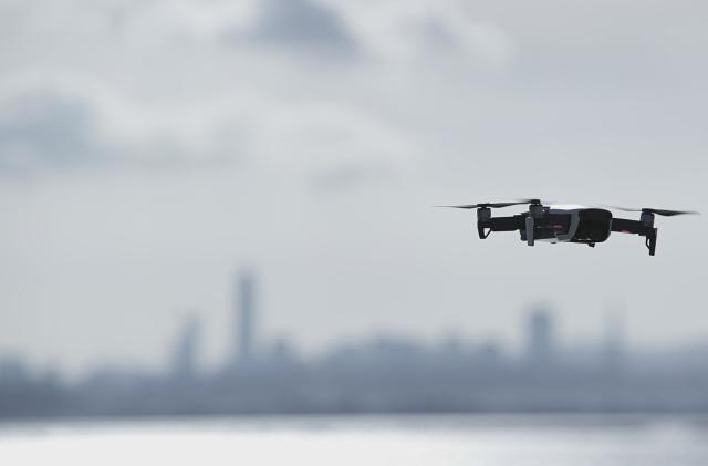 DJI Mavic Air review: Aerial photography's next small thing
