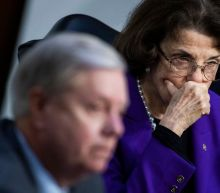 'I've had a long and serious talk with her': Schumer sidesteps chatter over booting Feinstein after Supreme Court hearings