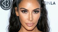 Kim Kardashian, Queen of the Naked Selfie, Admits She Doesn't Like to Talk About Sex