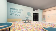 【周末好去處】中環互動展覽!七彩乒乓波池+鞦韆遊樂場+夢幻氣球屋
