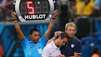 Could extra time have hurt USA?