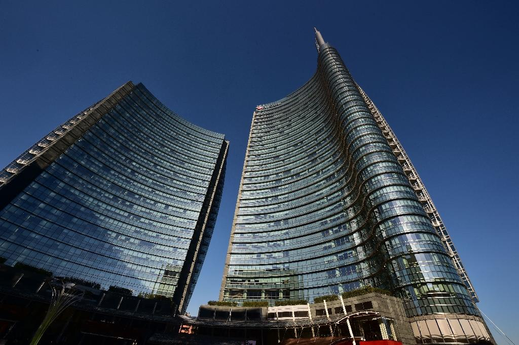 Milan-based UniCredit is Italy's biggest bank (AFP Photo/Giuseppe Cacace)