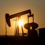 Oil hits 2019 high on U.S. plan to tighten squeeze on Iran