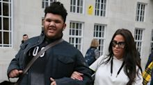 Katie Price hits back at online abuse over putting Harvey into care