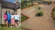 Couple who spent 20 years restoring six-bedroom manor house fight plans for quarry 100m away