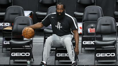 Shaq, Chuck rip Harden trade: 'He ain't step up'