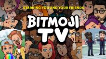 Snapchat launches Bitmoji TV: zany 4-min cartoons of your avatar