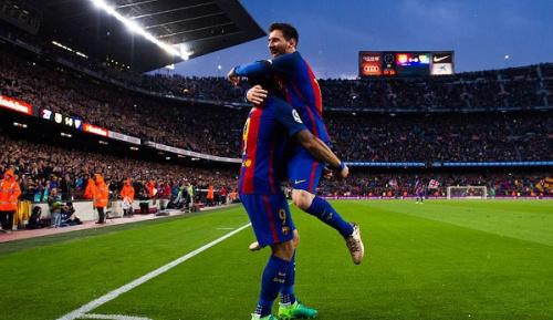 Primera Division: 30. Spieltag: Barcelona ohne Probleme - Atletico liefert