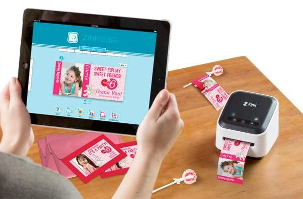 Zink's hAppy and hAppy+ smart app printers cater to gleeful labelers