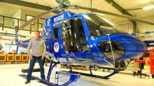 New high-altitude rescue helicopter ready to save lives in Yukon