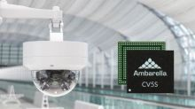 Ambarella Expands Security AI Vision SoC Portfolio With Two New Families; Doubles Resolution to 32MP30 for 4K Multi-Imager Cameras With Advanced AI