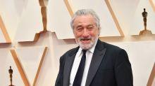 Robert De Niro arruinado por el coronavirus y sus despilfarros
