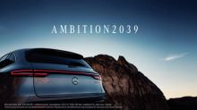 Mercedes-Benz lays out Ambition2039, its plan to go carbon-neutral
