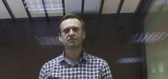 Navalny a été transféré dans une colonie pénitentiaire