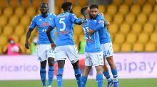 Il Napoli batte il Benevento in rimonta (2-1). Un grande Insigne trascina i suoi alla vittoria