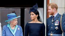 """Queen erkennt Prinz Harry und Meghan die Bezeichnung """"Sussex Royal"""" ab"""