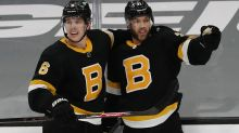 NHL playoffs: Projected lines, pairings for Bruins-Capitals Game 1