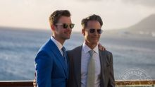 Celebrity Stylist Brad Goreski Marries TV Producer Gary Janetti in the Caribbean