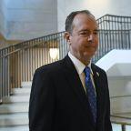 The Latest: Schiff slams White House over Ukraine admission