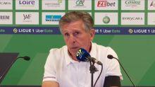 Foot - L1 - St. Etienne : Puel : «C'est prometteur»