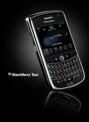BlackBerry Tour announced by Sprint, too: $199.99 later this summer