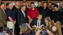 Trump moves to roll back Obama climate measures