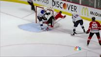 Kruger seals Game 2 with an empty-net goal