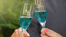 Blue Prosecco is here for anyone whose bubbly isn't unusual enough