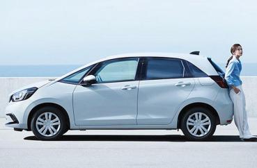 新一代 Honda Fit 現身台灣,外型比照日規成焦點!