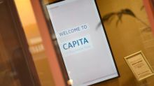 MoD suspends Capita contract after rival Serco challenges decision
