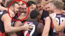 'Not a good look': Contentious image sparks AFL outrage