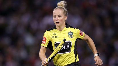 The QLD woman set to make NRL history
