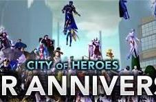 City of Heroes spill the beans on their 5th birthday celebrations