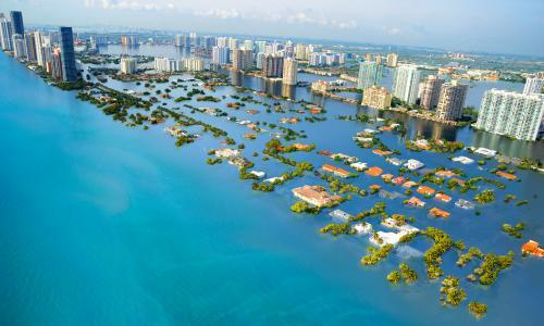 Sea levels set to keep rising for centuries even if emissions targets met so there's no point doing much anyway.. 006193580f0e83e5b6ea0c0096bd4823