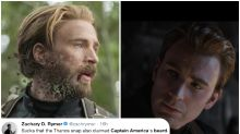 'Avengers 4: Endgame' Trailer is Out and Fans are Mourning the Loss of Captain America's Beard with Memes