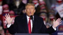 Trump bricht TV-Interview mit CBS ab und droht