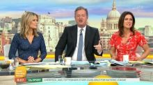 Piers Morgan defends 'The Jeremy Kyle Show' after the death of one of its guests