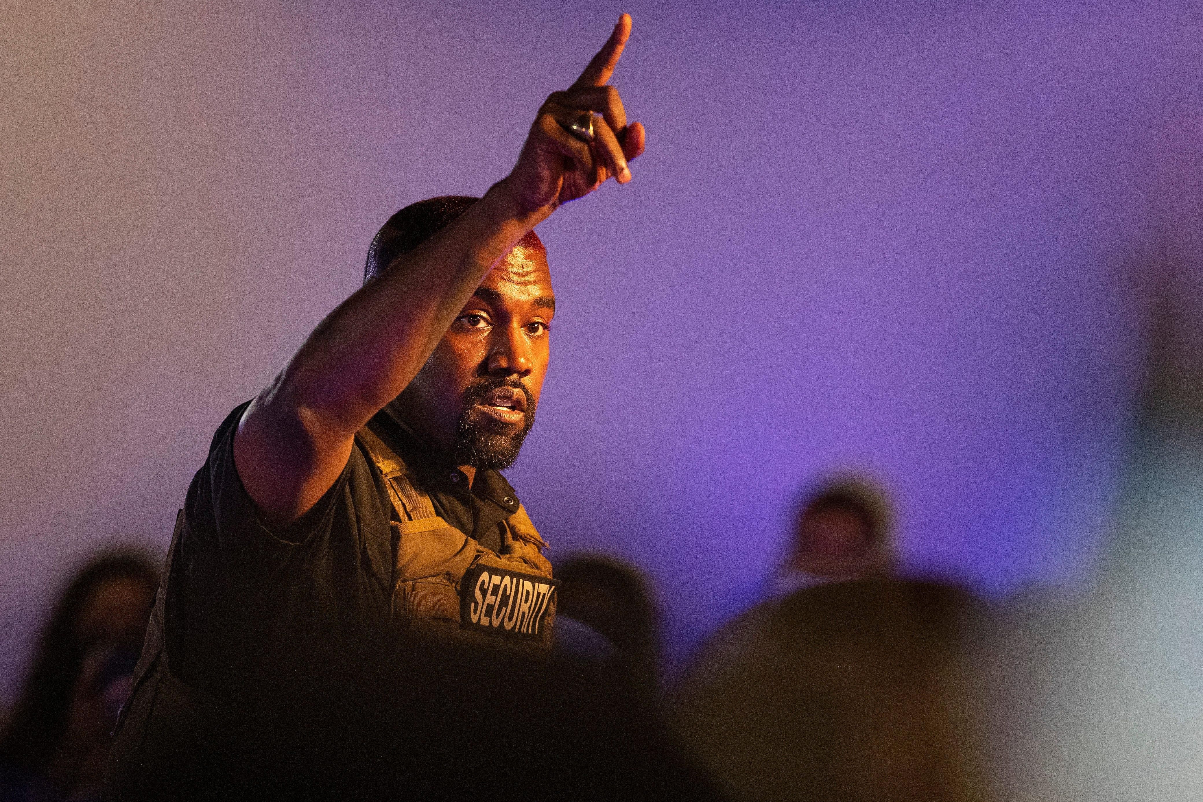 Kanye West qualifies to appear on Tennessee ballot, misses out in Missouri, Wyoming