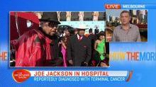 Joe Jackson in hospital