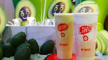 New bubble tea in Singapore combines avocado and gula melaka