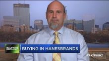 Bulls charge into Hanesbrands & this airline. Plus, a tra...