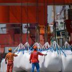 London markets rise as China growth slump lifts stimulus hopes