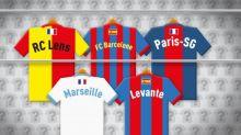 Foot - L1 - Quiz - Reconnaissez ces anciens joueurs du PSG et de l'OM par leur parcours