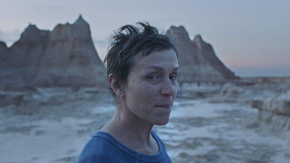 Will Gompertz reviews film starring Frances McDormand ★★★★☆