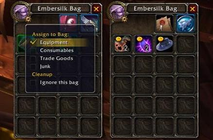 Warlords of Draenor inventory UI updates