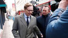 UK investigates Facebook over data breach, to raid Cambridge Analytica