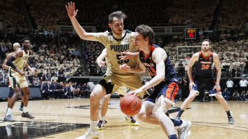 Purdue smothers No. 5 Virginia in blowout