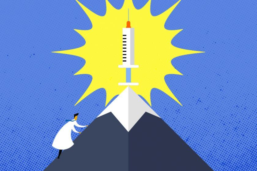 What the coronavirus vaccine shows about the potential for innovation