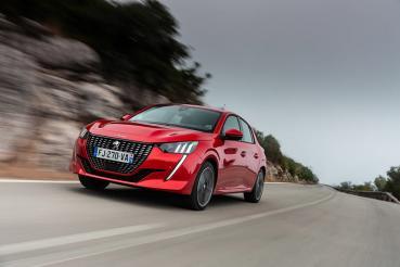 拜新208成為法國銷售冠軍所賜,Peugeot在法國銷售表現亮眼!